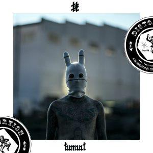 TUMULT COVER